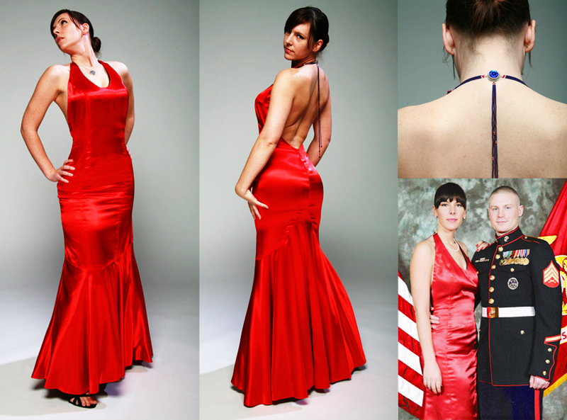 Marine Corps Ball Dresses